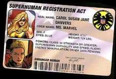 Superhuman Registration Acts