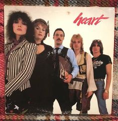 Heart  Greatest Hits/Live 2x LP Vinyl Record by chezToulouse