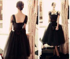 wedding dresses + black on Wanelo