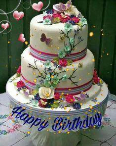 Happy Birthday Flowers Wishes, Animated Happy Birthday Wishes, Free Happy Birthday Cards, Happy Birthday Greetings Friends, Happy Birthday Cake Pictures, Beautiful Birthday Wishes, Happy Birthday Wishes Images, Happy Birthday Video, Cute Happy Birthday