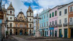 A Igreja e Convento de São Francisco - Salvador