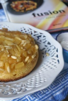 un pizzico di magia: Upside-down di mele alla greca