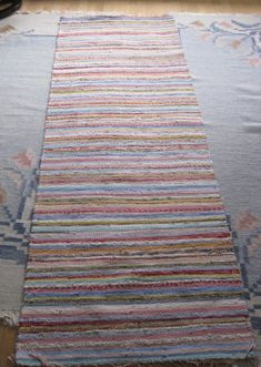 Kissan Kynnet Rag Rugs, Scandinavian Style, Pattern Design, Recycling, Textiles, Home Decor, Hand Crafts, Weaving, Decoration Home