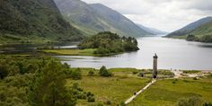 Glenfinnan Monument at the head of Loch Shiel, Scotland Beauty Around The World, Around The Worlds, Glenfinnan Monument, History Timeline, Inverness, Scottish Highlands, Cool Photos, Amazing Photos, To Go