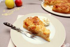 Wonderful Pieces: Leckerer knuspriger Apfelkuchen