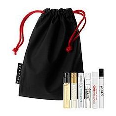 Fragrance Impression Sample Bag - Casual by Sephora. $29.99. A Casual fragrance sample bag featuring the following 6 samples: Kenzo FlowerbyKenzo, Marc Jacobs Daisy, DKNY pureDKNY Verbena, Jennifer Aniston Jennifer Aniston, Boyfriend by Kate Walsh, and Philosophy Amazing Grace.
