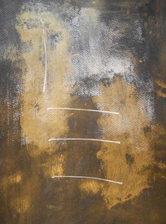 """A3 Modern Abstract Original Conceptualized Acrylic Painting 11.7x16.5 """" Pioneer 083"""""""