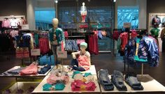 visual merchandising display h&m | Kidswear on Behance