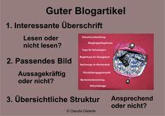 Bild zum Blogeintrag Was ist ein guter Blogartikel? auf http://www.tipptrick.com/2014/02/24/claudias-praktischer-ratgeber-blogparade-gute-blogartikel/