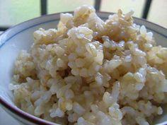 美味しい玄米ご飯が食べたいの画像