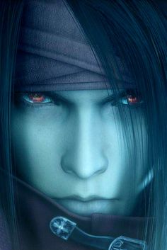 Vincent Valentine, the only other completely BA, blood ripper in the series... well not the ONLY other one.