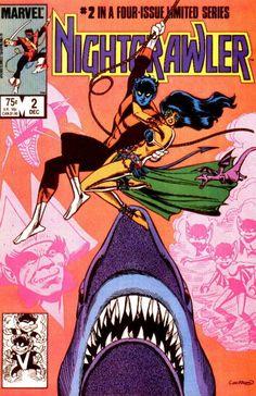 SHARKS VS. SUPER-HEROES