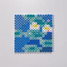 Hama Art, Cross Stitch, Fine Art, Stitches, Hama Beads Patterns, Plants, Punto De Cruz, Stitching, Seed Stitch