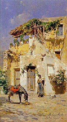 Italian Painters, Venice, Paintings, Capri, Artists, Google Search, Beauty, Art, Photo Illustration