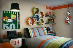 inspiracje w moim mieszkaniu: Pokój dla 10 latka / Room for 10 year old