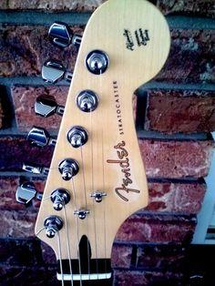 My #1 Fender Strat , Blue Boy