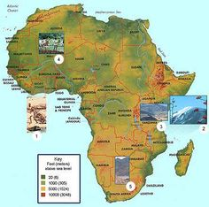Unit One: Why Study Africa? I really like this unit because it dispels stereotypes of Africa.