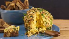 A little cheesy, a little spicy -- this cheese ball has it all!  Welsh Cheddar Cheese Ball