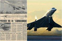 Concorde : chronique d'un échec, histoire d'une légende