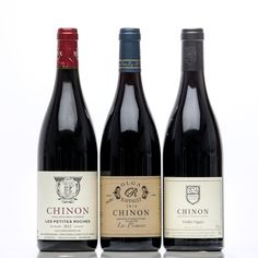 Chinon - Thought-provoking reds from the Touraine region of the Loire Valley in France. Loire Valley Wine, Wine Varietals, Wine Merchant, Wine Education, Wine Brands, Wine List, Wine And Spirits, Trip Planning, Grape Vines
