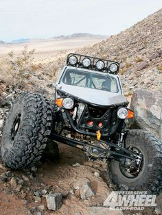 4-Wheel & Off-Road Magazine--this is the dune buggy that nick wants