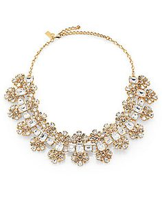 4b63daf8b02 Kate Spade New York - Crystal Arches Necklace. Statement JewelryArchesKate  ...
