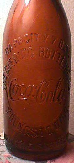 Antique Coca-Cola Bottle Hall of Fame