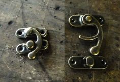 Catches Latches - Hollow Swing Catches Antique Brass DIY for bags and…