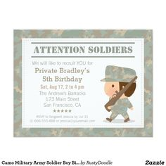 Army Certificate Of Service Thank You Appreciation Invitation | Pinterest |  Certificate, Appreciation And Army