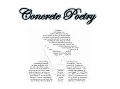 The 25+ best Concrete poem examples ideas on Pinterest