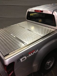 Coverstep modular tonneau cover for your pickup truck.