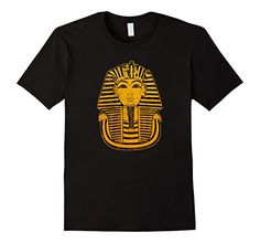 King Tut Egyptian Pharaoh Mummy T-Shirt. King Tut was Egyptian Pharaoh in the 18th dynasty, in hieroglyphics his name was written Amen-tut-ankh. King Tutankhamun Tee Shirt. Mummy Death Mask. History lovers tshirt. ... https://www.amazon.com/dp/B072FHKNFG/ref=cm_sw_r_pi_dp_x_H1kJzbFXYNAFN