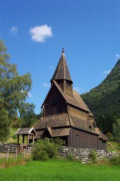 Stave Church of Urnes
