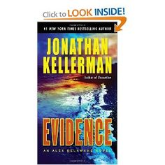 Jonathan Kellerman, loved all the Alex Delaware novels!
