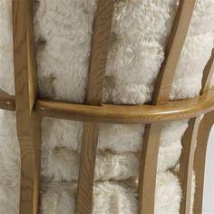 Chairs (pair) par Guillerme & Chambron