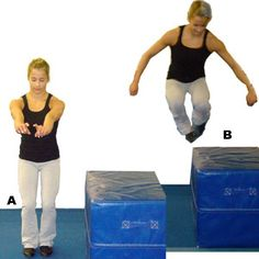 Image result for standing side jump