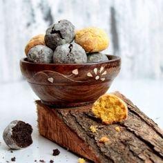 Egg free chickpea flour cookies