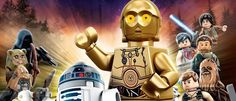 'Droid Tales' Speeds Through 'Star Wars' Story, Lego Style http://whtc.co/7k5x