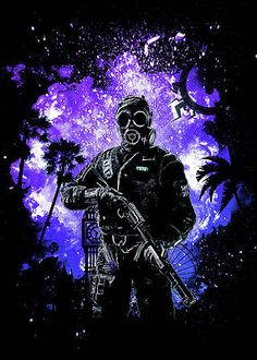 Thatcher Rainbow Six Siege design by Long Art Rainbow 6 Seige, Tom Clancy's Rainbow Six, Deadpool Wallpaper, Avengers Wallpaper, Rainbow Six Siege Poster, R6 Wallpaper, Thing 1, Rainbow Wallpaper, Cute Cartoon Wallpapers