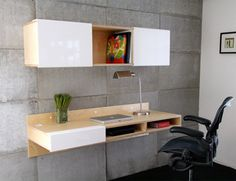 MASH Studios LAX Wall Mounted Desk | Kineda