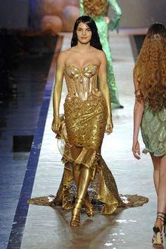 Jean Paul Gaultier Spring 2008 Couture Collection Photos - Vogue