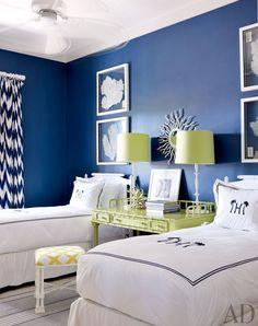 guest bedroom | Alessandra Branca