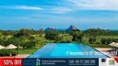 50% Discount at Aliya Resort