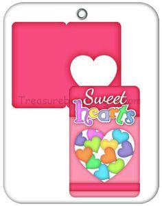 Shapeez Card (Sweethearts) - Treasure Box Designs Patterns & Cutting Files (SVG,WPC,GSD,DXF,AI,JPEG)