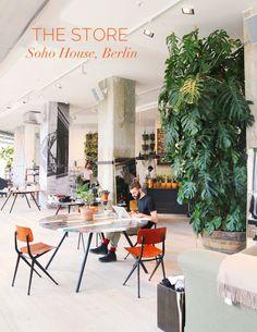 THE STORE I Torstrasse 1 10119 Berlin I Fashion Design Beauty Möbel Accessoires Café I so viel schönes bei leider vielen schlechten Tagen, immer wieder sehr snobby unentspannt