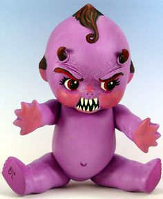 heres a kewpie doll for u mom
