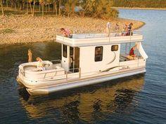 Pontoon Boats With Upper Deck   , 2008 31ft Sun tracker Pontoon PARTY CRUISER 32 Regency pontoon boat ...