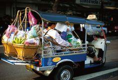 Thailand Memories: Bangkok Gridlock