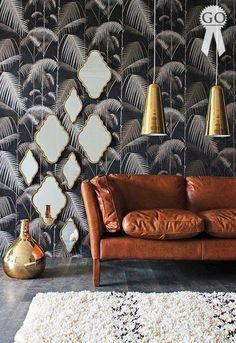 Modern Duvar Kağıtları Tasarımları - 14
