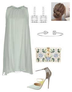"""""""Untitled #548"""" by lovelifesdreams on Polyvore featuring Jimmy Choo, Dolce&Gabbana, Alysi and Messika"""